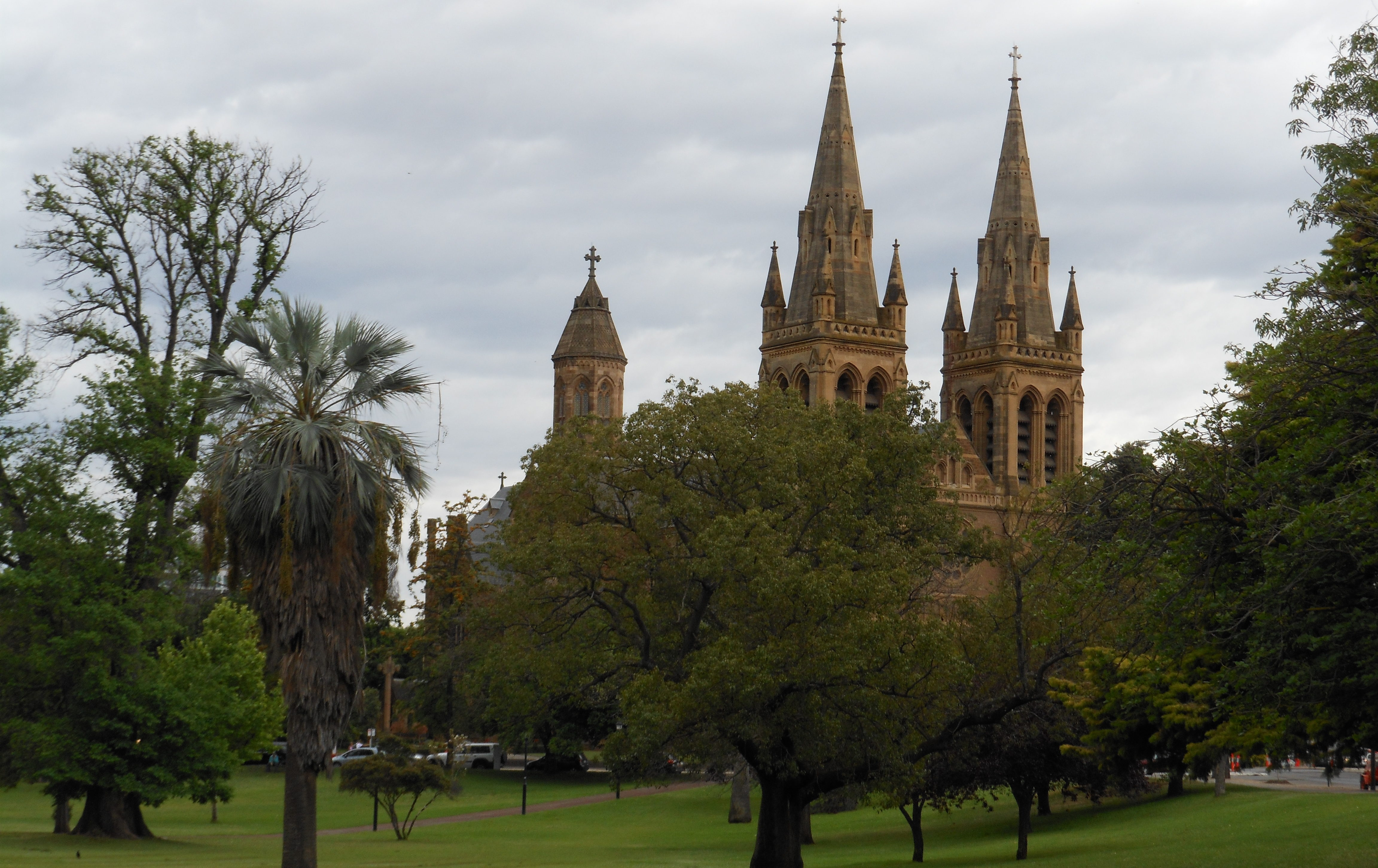 City of Churches – Adelaide, Australia