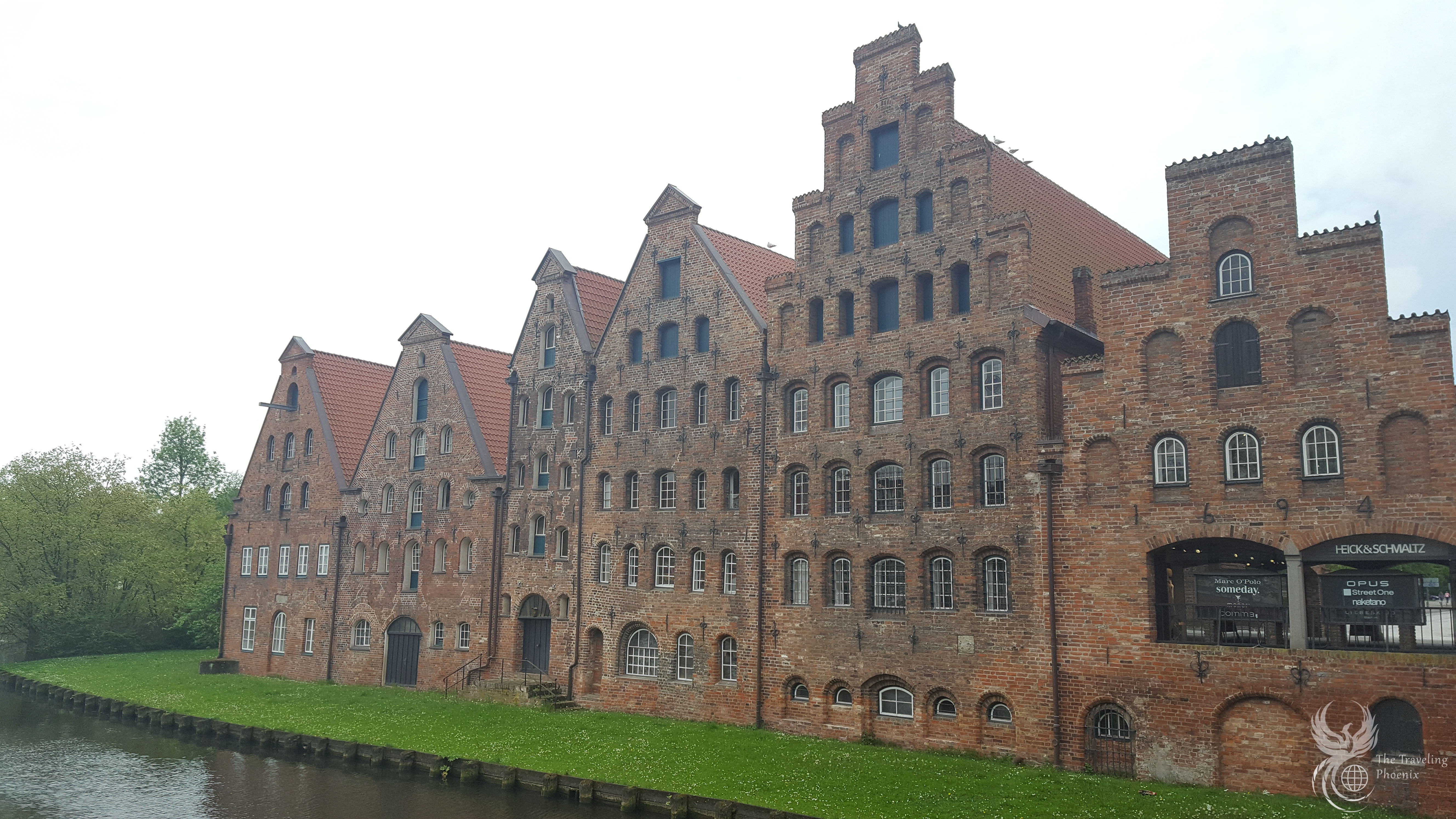 City of the Seven Towers – Lübeck, Germany