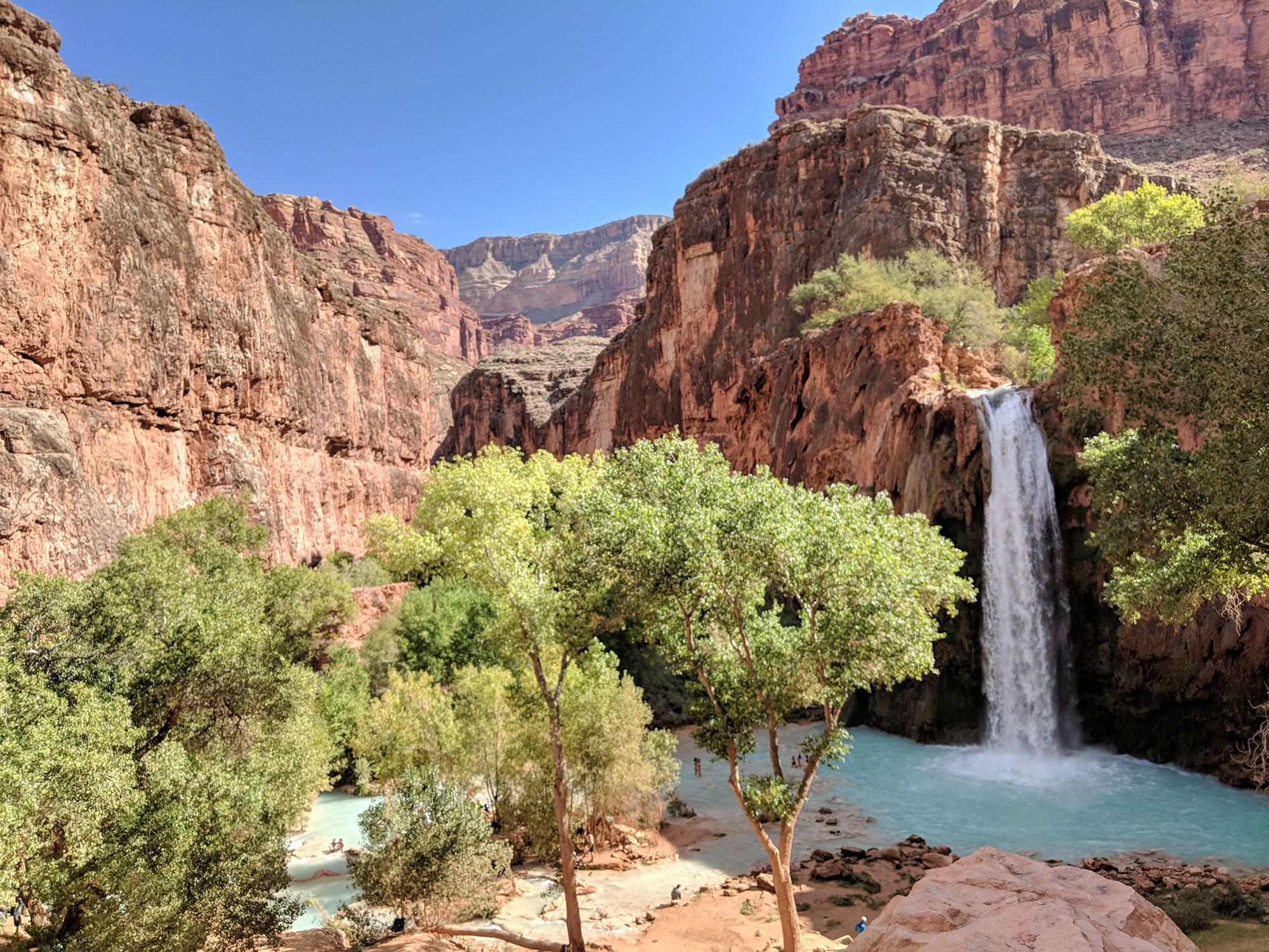 Garden of Eden – Havasupai Falls, Grand Canyon, Arizona